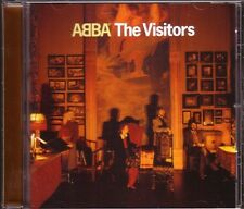 CD (NEU!) ABBA - The Visitors (dig.rem.+4 / One of us Day before you came mkmbh