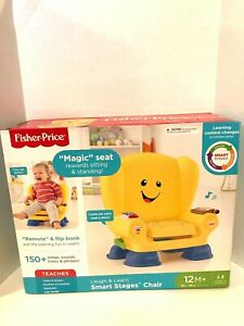 Fisher Price Magic Seat - 150+ Songs, Tunes, Phrases - Age 12M+
