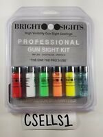 Tru-Glo TG985A Glo-Brite Brite Sight Paint Kit