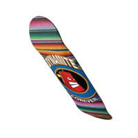 Dynamite Forever Skateboard Deck Mexican Lines FREE GRIP