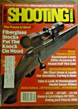 Shooting Times Magazine- April 1985 - .Spring Hunting Report