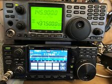 Icom IC-910H VHF UHF 2m 70cm Base Station Transceiver.