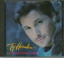 Ty Herndon - What Mattered Most (CD 1995, Epic)