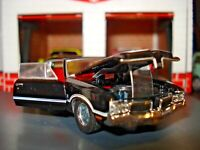 1970 70 OLDSMOBILE CUTLASS 442 LIMITED EDITION 1/64 BLACK M2 60'S MUSCLE CAR