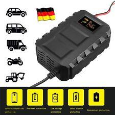 Batterie Ladegerät Batterieladegerät 12V 20A Truck Battery Lead Acid Charger DE