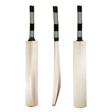 Custom Made English Willow Cricket Bat 2lb 13ozs+Free Cover+Fitted ToeGuard