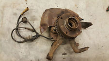 VW GOLF JETTA  MK2 GTI G60 ABS LEFT SIDE FRONT WHEEL HUB & BEARING