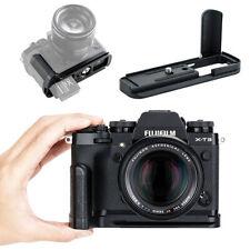 JJC Metal Camera Hand Grip Holder for Fujifilm Fuji X-T3 X-T2 as MHG-XT2 MHG-XT3