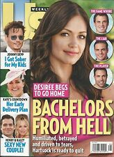 US Weekly magazine The Bachelor Johnny Depp Kate Middleton Henry Cavill