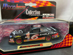 Lucky Plan Mark Martin #6 Eagle One NASCAR 1/43 Scale Diecast Race Image