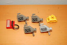 RARE Lot of 6 Lego Duplo Electronics Accessories: Phone Camcorder Camera