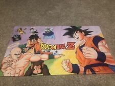 Dragonball Z Playmat Mouse Pad Anime Card Game Promotional