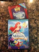 The Little Mermaid (DVD, 2-Disc Platinum Edition)Authentic US Release