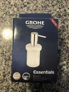 Grohe Essential Soap Dispenser New In Box