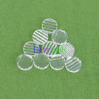10pcs 5  20  36  45  60  90  120  Plastic Line Lens for Diode Laser Line Module