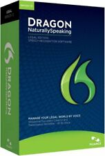 Nuance Dragon Naturally Speaking Legal 12.0 - A509AG00120
