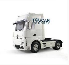 Hercules 1/14 Scale 460*237*310mm RC 2 Axle Tractor Truck KIT Car Motor W/O ESC