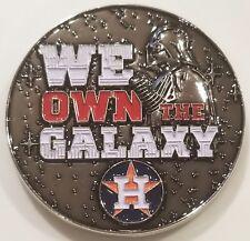 2017 MLB Baseball Champions Houston Astros Darth Vader Star Wars Challenge Coin