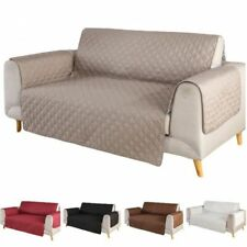 High Quality Solid Sofa Cover Slipcover Anti-skid Grid Furniture Protector