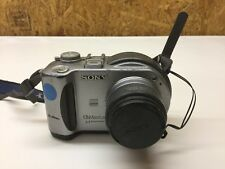 Sony 3MP Digital Camera 3x Optical Zoom MVC-CD300