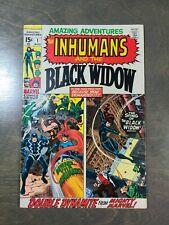 Amazing Adventures #1 Marvel Comics (1970) FN