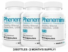 Phenemine 180CT Like Adipex P 37.5 Rapid Fast Weight Loss Quick Best Diet Pills