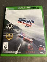 NEED FOR SPEED RIVALS game complete in case for Microsoft XBOX ONE