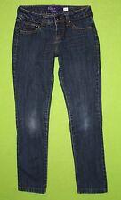 Miley Cyrus MAX AZRIA 3 Short Juniors Womens Blue Jeans Denim Pants Stretch EI51