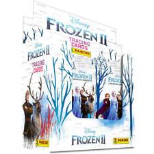 Panini Disney Frozen 2 Trading Cards Sealed Box of 50 Packs + Starter Pack