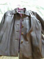 Beautiful Women's Leather Jacket!   Size L