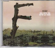 (EK902) Feist, How Come You Never Go There - 2011 DJ CD