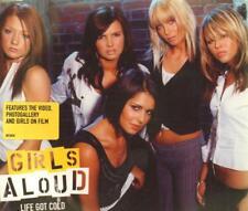 Girls Aloud(CD Single)Life Got Cold CD 1-New