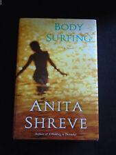 Body Surfing Anita Shreve  HB DC