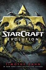 STARCRAFT: EVOLUTION  by  Zahn, Timothy  (NEW HB)