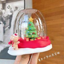 Starbucks 2019 China Merry Christmas 11oz Gift On The Way Double Wall Glass Mug