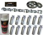 1950-1953 Chevy 235 Camshaft Cam Lifter Kit Mechanical Solid Lifters Timing Gear