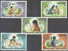 Timbres Scoutisme Grenade Grenadines 146/50 o lot 27806