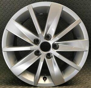 Very Good Single 15x6 Inch ET40 GENUINE OEM VW Polo Tosa 6C0601025