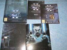 STAR WARS Il Potere della Forza Collector Ed. Ps3 Steelbook Pal Boxed