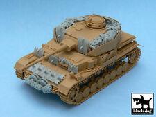 Pz.Kpfw. IV Ausf. J accesories set for Tamiya 32518,T48029, BLACK DOG, 1:48