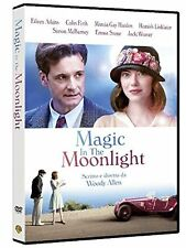 MAGIC IN THE MOONLIGHT (DVD) DI WOODY ALLEN, con Colin Firth, Emma Stone