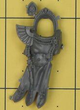 Warhammer 40K SM Dark Angels Deathwing Command Robed Terminator Torso Front (B)