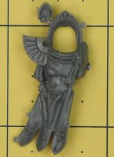 Warhammer 40K Dark SM Ángeles Alamuerte comando primor Terminator Torso frontal (B)