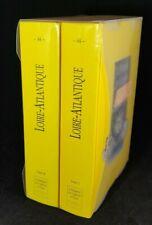 Patrimoine des communes de La Loire-Atlantique - 2 volumes -  Flohic  44