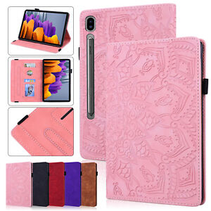 Shockproof Tablet Case Pattern Flower Stand Full Cover for Samsung Galaxy Tab