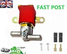 Petrol diesel fuel solenoid shut off valve 12V autogas conversions,LPG aluminium