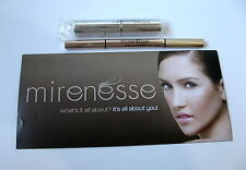 MIRENESSE FOREVER DIAMONDS LIPSTICK & AUTO LIP LINER DUET 'FLIRTY ROSES  RRP $79
