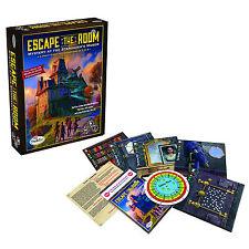 ESCAPE THE ROOM - stargazers Manor - Mystery Puzzle Juego de MESA 3-8 Jugadores