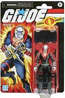 """G.I. JOE - DESTRO Retro Walmart EXCLUSIVE 3.75"""" Inch Action Figure Hasbro Cobra"""