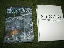 THE SHINING by STEPHEN KING (Cemetery Dance Limited Edition) NEW